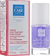 Духи, Парфюмерия, косметика Средство для активного укрепления ногтей - Eye Care Cosmetics Vernis Traitant Durcisseur