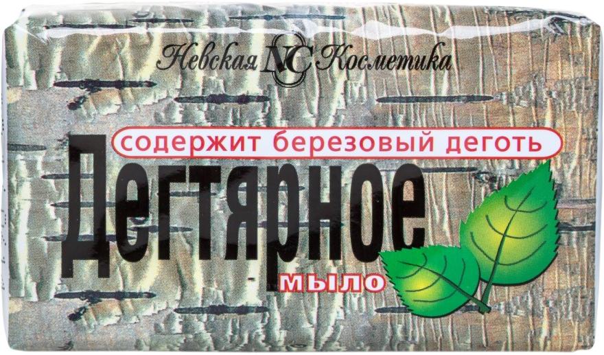 """Мыло """"Дегтярное"""" - Невская Косметика"""