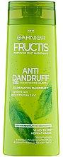 Духи, Парфюмерия, косметика Шампунь для волос - Garnier Fructis Antidandruff 2 in 1 Shampoo