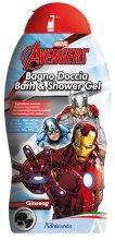 Духи, Парфюмерия, косметика Гель-пена для ванны и душа - Admiranda Avengers Bath & Shower Gle Ginseng