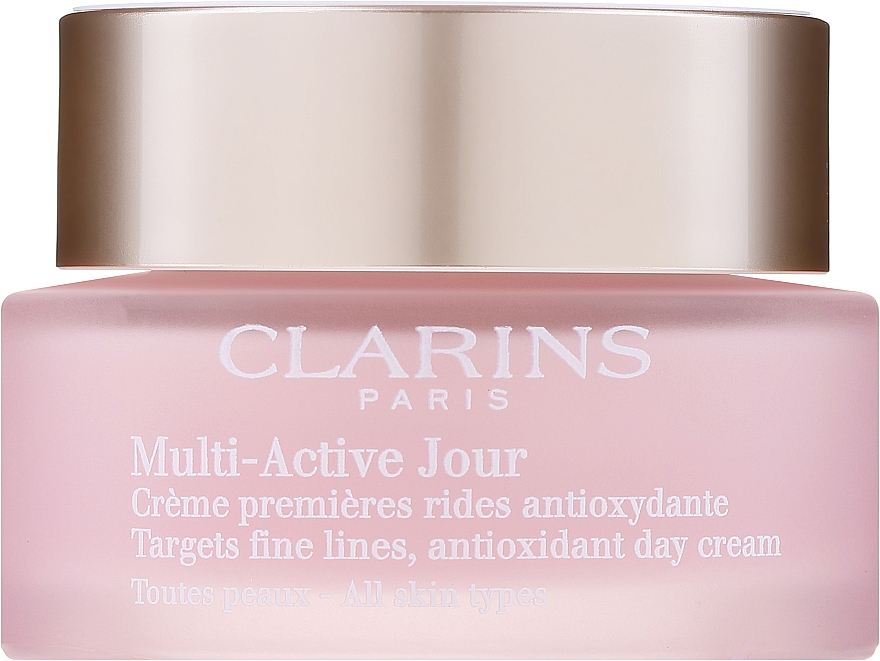Дневной крем - Clarins Multi-Active Day Cream For All Skin Types