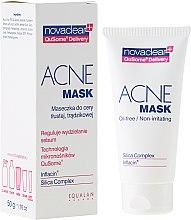 Духи, Парфюмерия, косметика Маска для лица - Novaclear Acne Mask Oil-free