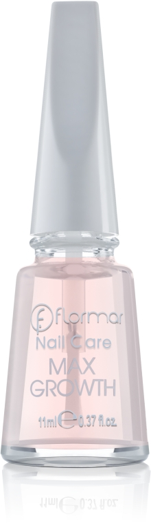 Укрепитель для ногтей - Flormar Nail Care Max Growth