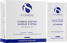 Духи, Парфюмерия, косметика Набор - iS Clinical Foaming Enzyme Masque System (activator/10x10ml + powder/10x5g)