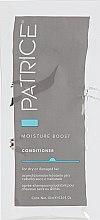 Духи, Парфюмерия, косметика Увлажняющий кондиционер для сухих и поврежденных волос - Patrice Beaute Moisture Boost Conditioner (пробник)