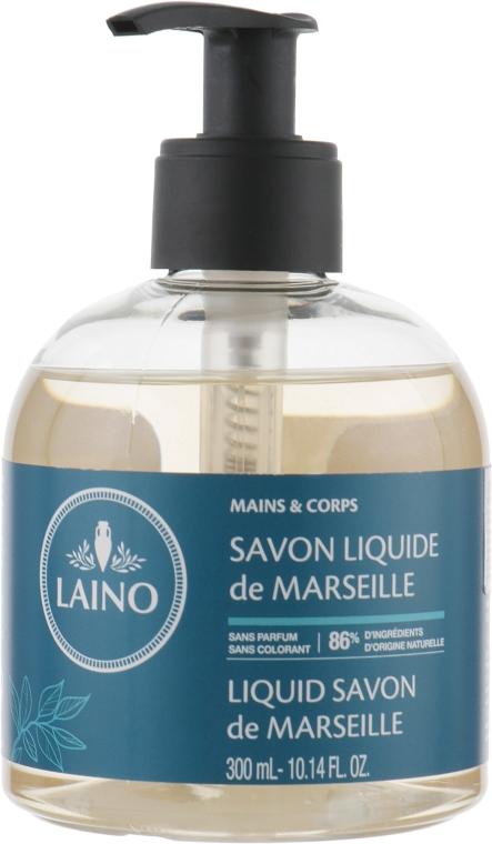 Жидкое марсельское мыло - Laino Soap