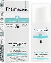 Духи, Парфюмерия, косметика Крем глубоко увлажняющий для лица - Pharmaceris A Vita Sensilium Deeply Moisturizing Cream