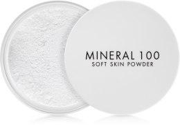 Духи, Парфюмерия, косметика Минеральная рассыпчатая пудра - A'pieu Mineral 100 Soft Skin Powder