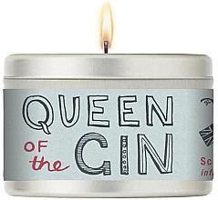 Духи, Парфюмерия, косметика Ароматическая свеча - Bath House Queen Of The Gin Juniper Gin Scented Candle