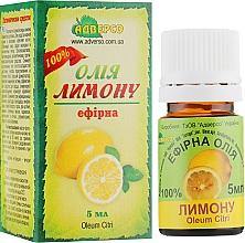"""Эфирное масло """"Лимона"""" - Адверсо — фото N1"""