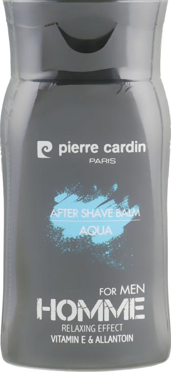 Бальзам после бритья - Pierre Cardin After Shave Balm Aqua