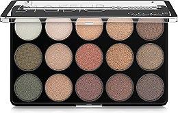 Духи, Парфюмерия, косметика Палетка для макияжа глаз - DoDo Girl 15 Colors Diamond Eyeshadow Palette Makeup Studio