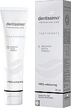 Духи, Парфюмерия, косметика Отбеливающая зубная паста - Dentissimo Pro-Whitening Tothpaste