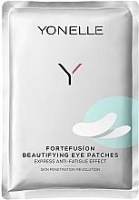 Духи, Парфюмерия, косметика Набор патчей для кожи вокруг глаз - Yonelle Fortefusíon Beautifying Eye Patches