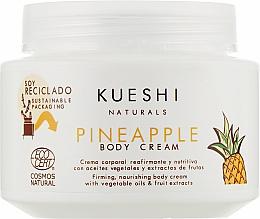 """Духи, Парфюмерия, косметика Крем для тела """"Ананас"""" - Kueshi Naturals Pineapple Body Cream"""