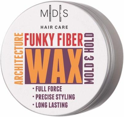 """Воск для укладки """"Волосы дыбом"""" - Mades Cosmetics Funky Fiber Wax"""