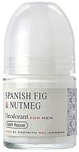 Духи, Парфюмерия, косметика Bath House Spanish Fig and Nutmeg - Роликовый дезодорант