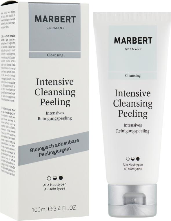 Интенсивный очищающий пилинг - Marbert Cleansing Intensive Cleansing Peeling