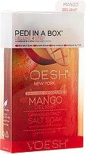 "Духи, Парфюмерия, косметика Набор для педикюра ""Манго"" - Voesh Pedi In A Box Deluxe 4 Step Pedicure Mango Delight"