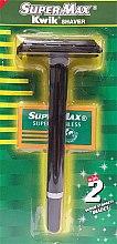 Духи, Парфюмерия, косметика Бритва с двусторонним лезвием - Super-Max Kwik Shaver