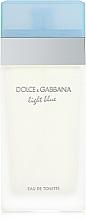Парфумерія, косметика Dolce&Gabbana Light Blue - Туалетна вода