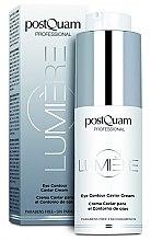 Духи, Парфюмерия, косметика Укрепляющий крем для глаз - PostQuam Lumiere Eye Contour Caviar Cream