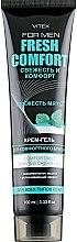 Духи, Парфюмерия, косметика Крем-гель для комфортного бритья - Витэкс Vitex For Men Fresh Comfort
