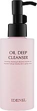 Духи, Парфюмерия, косметика Гидрофильное очищающее масло для лица - Idenel Oil Deep Cleanser