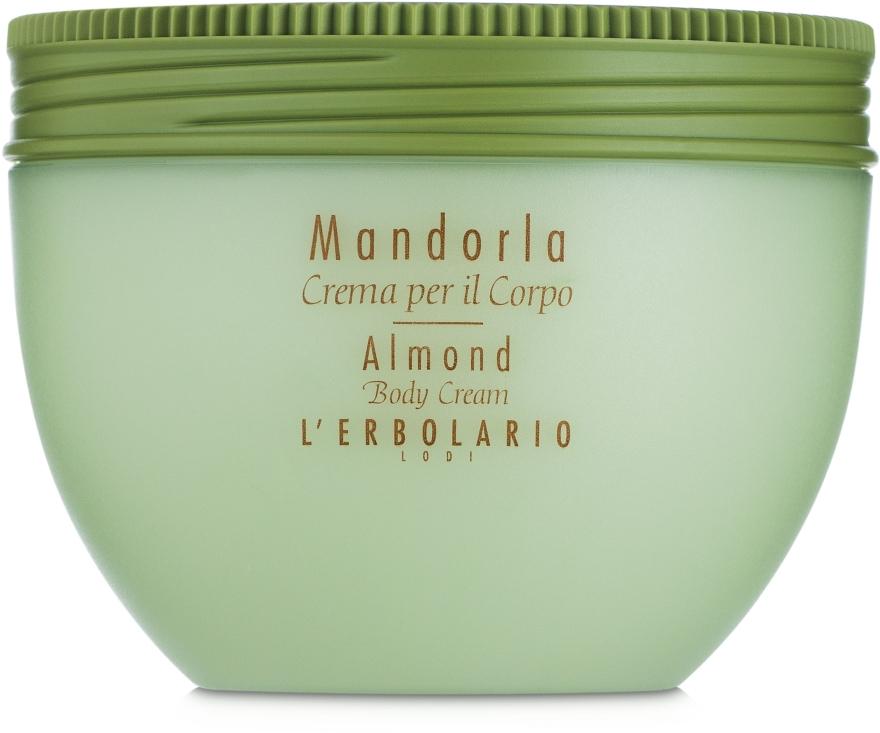 """Ароматизированный крем для тела """"Миндаль"""" - L'Erbolario Mandorla Verde Crema Per Il Corpo"""