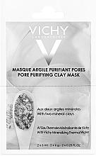 Духи, Парфюмерия, косметика Очищающая поры минеральная маска с глиной - Vichy Mineral Pore Purifying Clay Mask