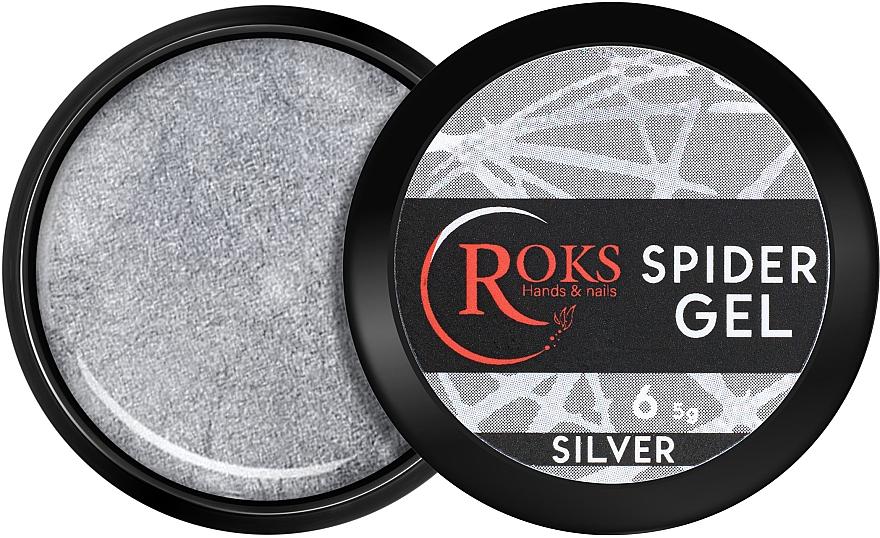 Гель-паутинка для ногтей - ROKS Spider Gel