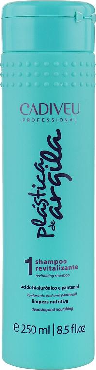 Шампунь для восстановления волос - Cadiveu Plastica de Argila Revitalizing Shampoo
