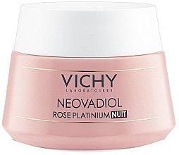Духи, Парфюмерия, косметика Осветляющий ночной крем для зрелой кожи - Vichy Neovadiol Rose Platinum Night Cream