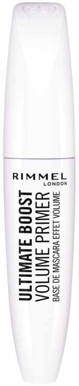 Основа под макияж ресниц для придания объема - Rimmel Ultimate Volume