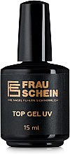 Духи, Парфюмерия, косметика Топ-покрытие для ногтей - Frau Schein Premium Top Gel UV