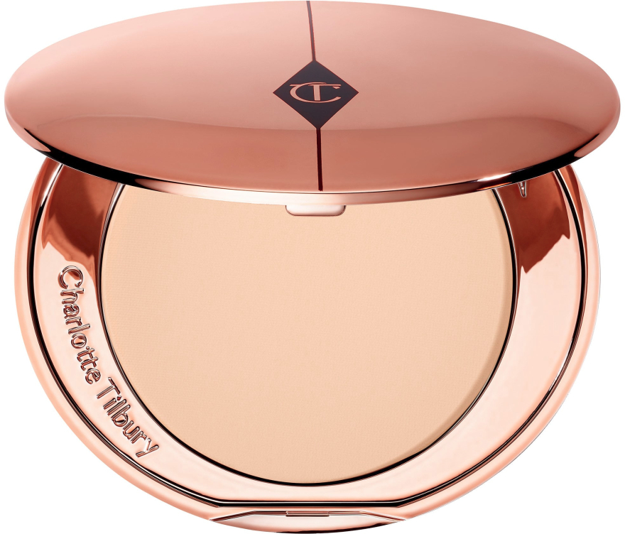 Компактная пудра для лица - Charlotte Tilbury AirBrush Flawless Finish Powder