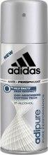 Духи, Парфюмерия, косметика Дезодорант для мужчин - Adidas Adipure Anti-Perspirant