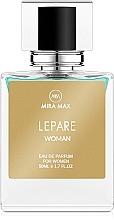 Духи, Парфюмерия, косметика Mira Max Lepare Woman - Парфюмированная вода