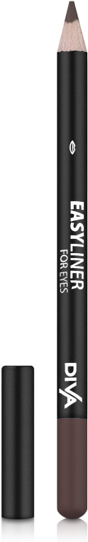 Карандаш контурный для глаз - Diva Easy Liner for Eyes