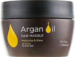 Духи, Парфюмерия, косметика Маска для волос - Luseta Argan Oil Hair Treatment Masque