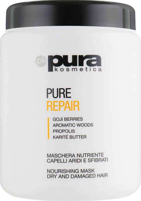 Маска восстанавливающая - Pura Kosmetica Pure Repair
