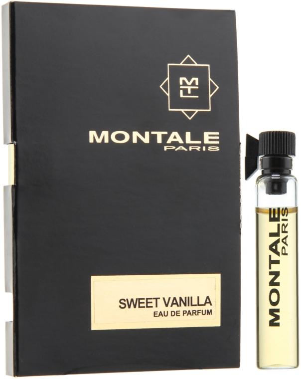 Montale Sweet Vanilla - Парфюмированная вода (пробник)