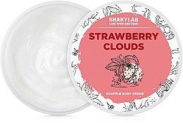 "Духи, Парфюмерия, косметика Крем-суфле для тела ""Strawberry Clouds"" - SHAKYLAB Natural Body Cream Strawberry Clouds"