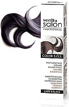 Духи, Парфюмерия, косметика Спрей для волос - Venita Salon Professional Root Concealer Dark & Black Hair