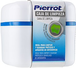 Духи, Парфюмерия, косметика Бокс-контейнер для хранения зубных протезов - Pierrot Cleaning Box Ref.95