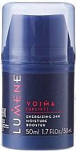 Духи, Парфюмерия, косметика Увлажняющий крем для лица 24 часового действия - Lumene Voima Men Energizing 24h Moisture Booster