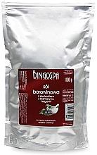 Духи, Парфюмерия, косметика Грязевая соль с экстрактом розмарина, и водорослей - BingoSpa Salt Mud Extract Of Rosemary