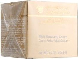 Духи, Парфюмерия, косметика Регенерирующий крем - Janssen Cosmetics Rich Recovery Cream