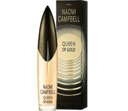 Духи, Парфюмерия, косметика Naomi Campbell Queen Of Gold - Туалетная вода (тестер без крышечки)