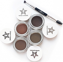 Парфумерія, косметика Кремова помада для брів - MakeUMake Eyebrow Cream